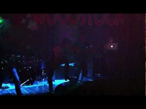 Aloud - Timeless History - Live at Woodstock - 22-09-2012