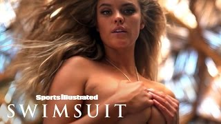 Nina Agdal Wears A Chain Bikini In This Steamy Photoshoot | Intimates | Sports Illustrated Swimsuit