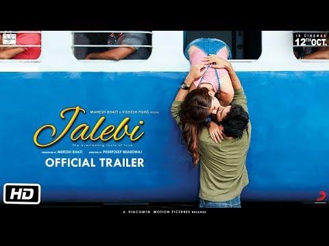 Jalebi   official trailer   rhea   varun   digangana   pushpdeep bhardwaj   12th oct
