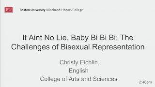 Video: Ain't No Lie, Baby Bi Bi Bi