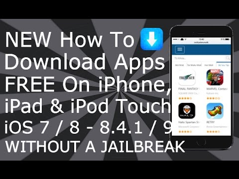 How To Install PAID Apps FREE iOS 9 / 10 / 11 – 11 2 5 NO