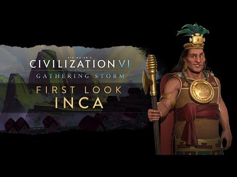 Civilization VI: Gathering Storm - First Look: Inca thumbnail