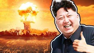 NORTH KOREA NUKES THE WORLD! - Suicide Guy #4 (FINALE)