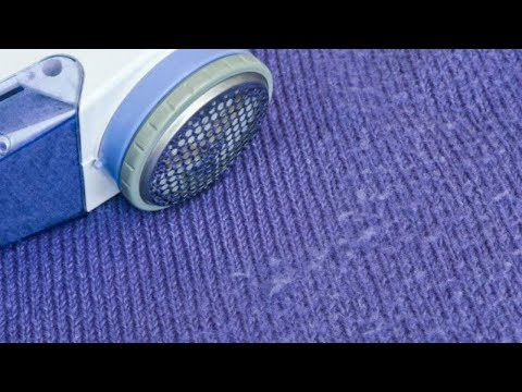 Removedor de pelusa electrico ¿funciona?