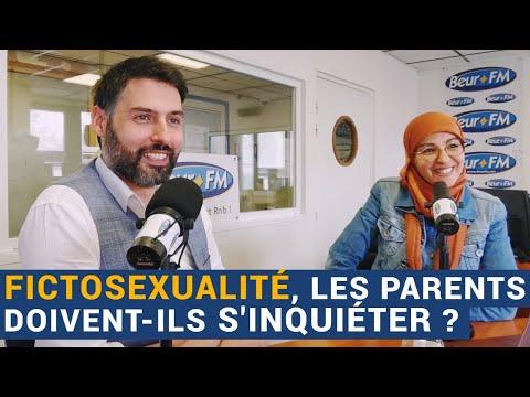 [AVS] Fictosexualité, les parents doivent-ils s'inquiéter ? - Nadia El Bouga et Maximilien Bachelart