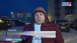 Зимник на Тельвиску откроют не раньше середины января