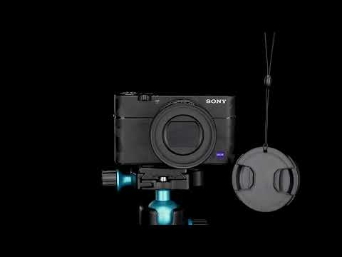 Адаптер фильтров для Sony RX100, RX100M2, RX100M3, RX100M4, RX100M5 и RX100M5A на 52 мм с передней крышкой в комплекте