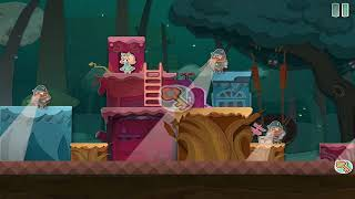 Paper Anne : Level 2-6 Hunting Grounds Walkthrough {ios}