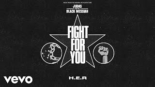 "H.E.R. – Fight For You (From the Original Motion Picture ""Judas and the Black Messiah"""
