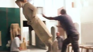ISIS Smashes Priceless Ancient Statues In Gut-wrenching Video