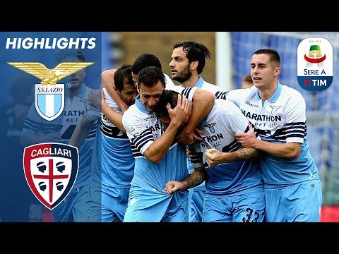 Lazio 3-1 Cagliari   Lazio End 7 Match Winless Run With Easy Win at Home   Serie A
