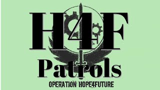 Patrol System - Information Gathering at Sons of Dane