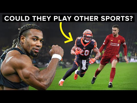 5 footballers who could play other sports