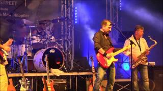 Dire Straits - Industrial Disease - Main Street Tribute Live 2016