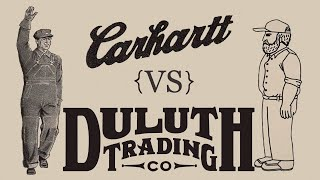 Carhartt Vs. Duluth Trading Co.
