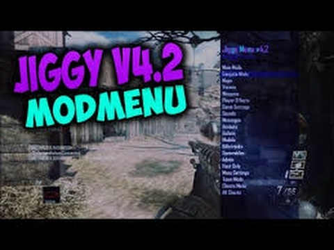Black Ops 2 Mod Menu Jiggy 4 2 Online Release (Xbox 360/Ps3