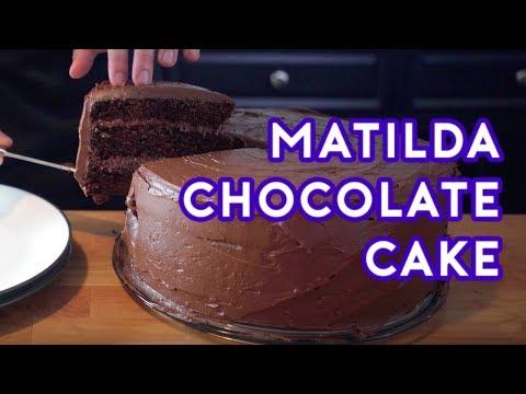 Čokoládový dort z Matildy