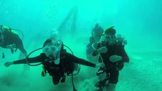 preview picture of video 'iAceDiving - Class 2015 - Aguadilla'
