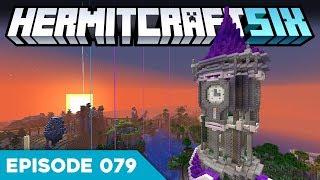 Hermitcraft VI 079 | TALLEST BUILD YET! 🗼 | A Minecraft Let