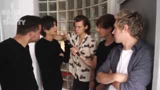 One Direction Interview | Band Aid 30