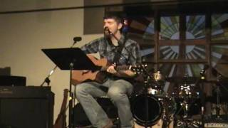 Warren Barfield - Somewhere Tonight (performed by David McWhite)