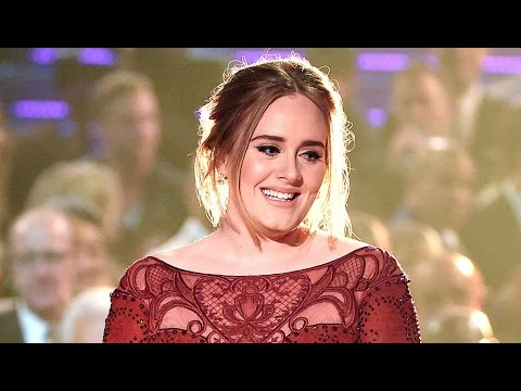 Adele Funny Moments 2016