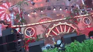 Human - Ghost & Avicii - Liar Liar (Avicii Tomorrowland Remix)