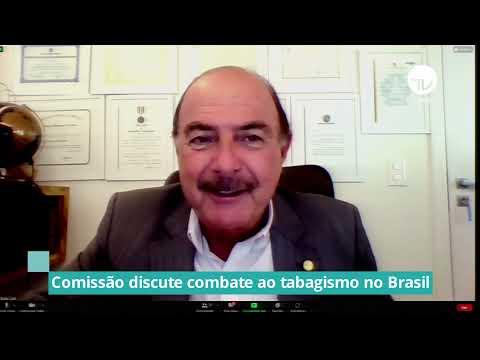 Comissão discute combate ao tabagismo no Brasil - 01/09/21