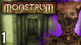 Monstrum | I Don't Do Horror Well... (Let's Play Monstrum / Gameplay ep 1)