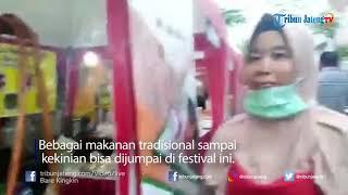 Gubernur Ganjar Pranowo Buka Festival Kota Lama, Begini Harapannya
