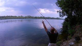 Рыбалка с ночёвкой на реке ДОН. По рыбачил от души на фидер.