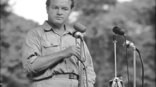 BOB HOPE USO PACIFIC  WAR 1944 ISLAND