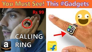 #5 New Technology Gadgets Available On Amazon India | Hi Tech Feature Gadgets | Latest Technology