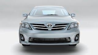 Toyota Corolla Animation 01