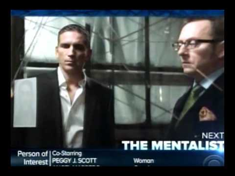 Person of Interest 1.20 (Preview)