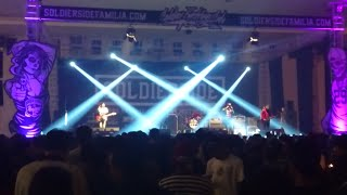 CLOSEHEAD   BERDIRI TEMAN Live Perform #ICCJOGJA2016 Feb 20'th 2016