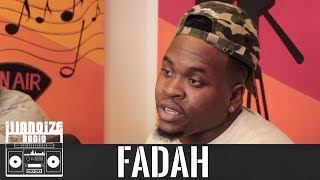 Fadah talks smoking for the first time, staying consistent and more | iLLANOiZE Radio