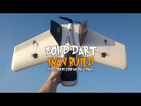 -zohd-dart--detailed-step-by-step-inav-build