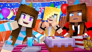 ★ Psycho Girl Show #14 | PSYCHO GiRL'S BIRTHDAY PARTY | *Minecraft Roleplay*