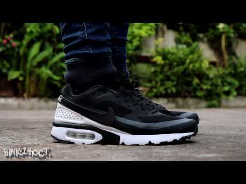 Nike Air Max BW Ultra - Black / White (Review + On Feet)