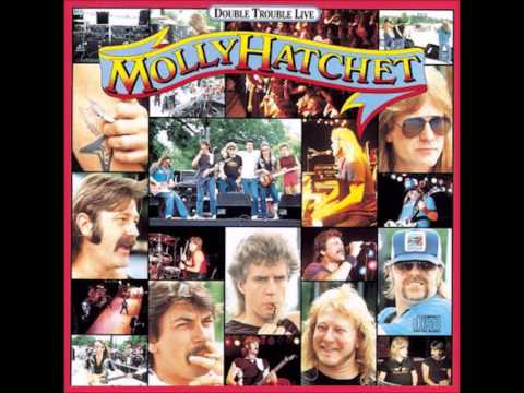 Molly Hatchet  ~Double Trouble Live~10.Dreams I'll Never See Mp3