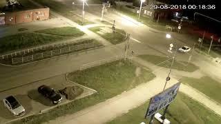 Глупое ДТП 29.08.2018 авария Нижняя Салда