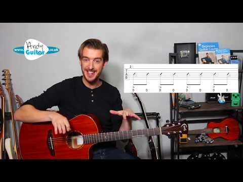 Quick Guide to Higher Level Strumming on Guitar