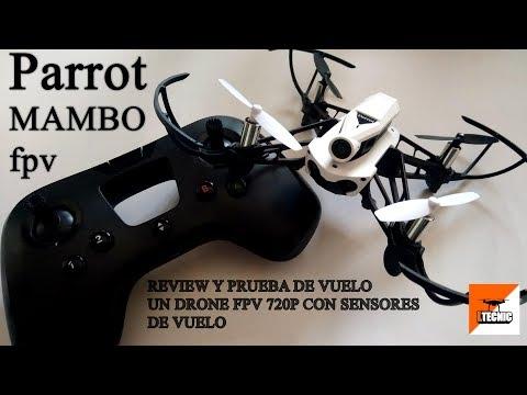 parrot-mambo-fpv-review-en-español-y-prueba-de-vuelo-indoor