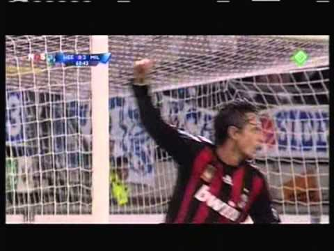 2008 (October 23) SC Heerenveen (Holland) 1- AC Milan (Italy) 3 (Europa League)