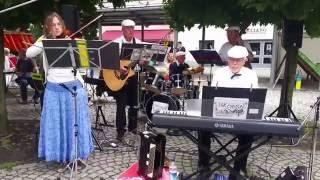 Fox Musica beim Musikalischen Samstag in Wasserburg.
