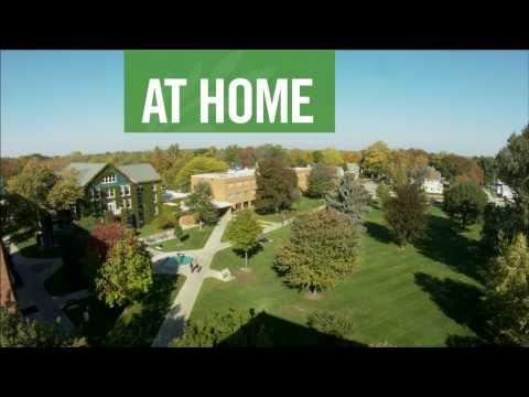 Goshen College - video