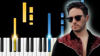 Jonas Blue - Mama (ft. William Singe) - Piano Tutorial