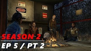 I GOT A BAD FEELING ABOUT THIS! - The Walking Dead: Season 2 - Episode 5 | Part 2