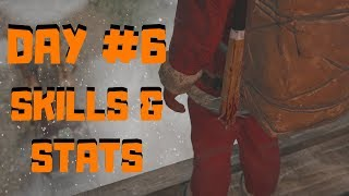 SCUM INFORMATION DAY #6 SKILLS & STATS - PART 2! EVERYTHING YOU NEED TO KNOW!